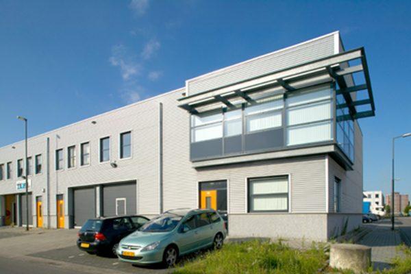 13 bedrijfsunits Nieuwe Maas - Schiedam