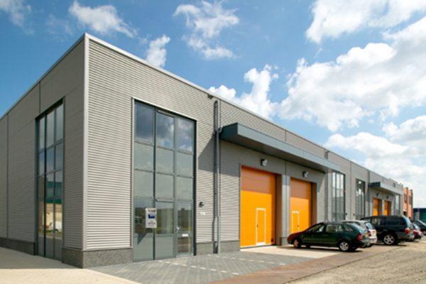 4 bedrijfsunits Kiotoweg - Rotterdam