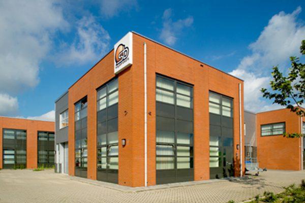 9 bedrijfsunits Greenparc - Ridderkerk