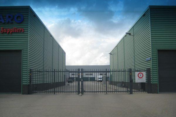 Bedrijfsunits met kantoren - Rotterdam