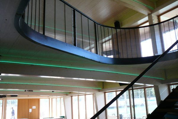 Clubgebouw RHV Leonidas Rotterdam