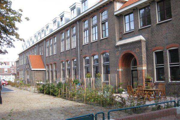 Herontwikkeling Klimopschool in 18 appartementen