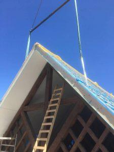 Nieuw dak Christus Koning Kerk-1