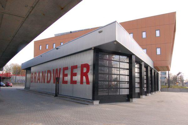 Nieuwbouw Brandweerkazerne Schiedam