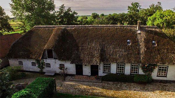 Renovatie boerderij Schiedam