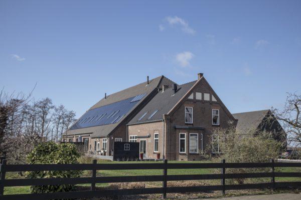 Transformatie boerderij verbouwing Zuid-Beijerland Oranjeweg